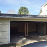 large two car garage