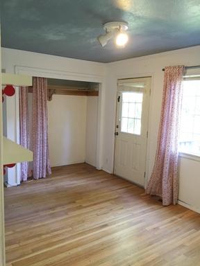 three large bedrooms